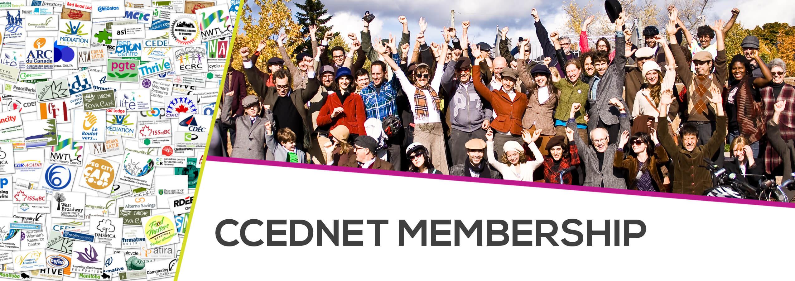 CCEDNet Membership