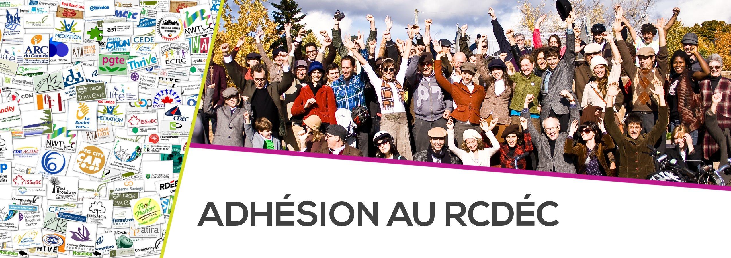 Adhésion au RCDÉC