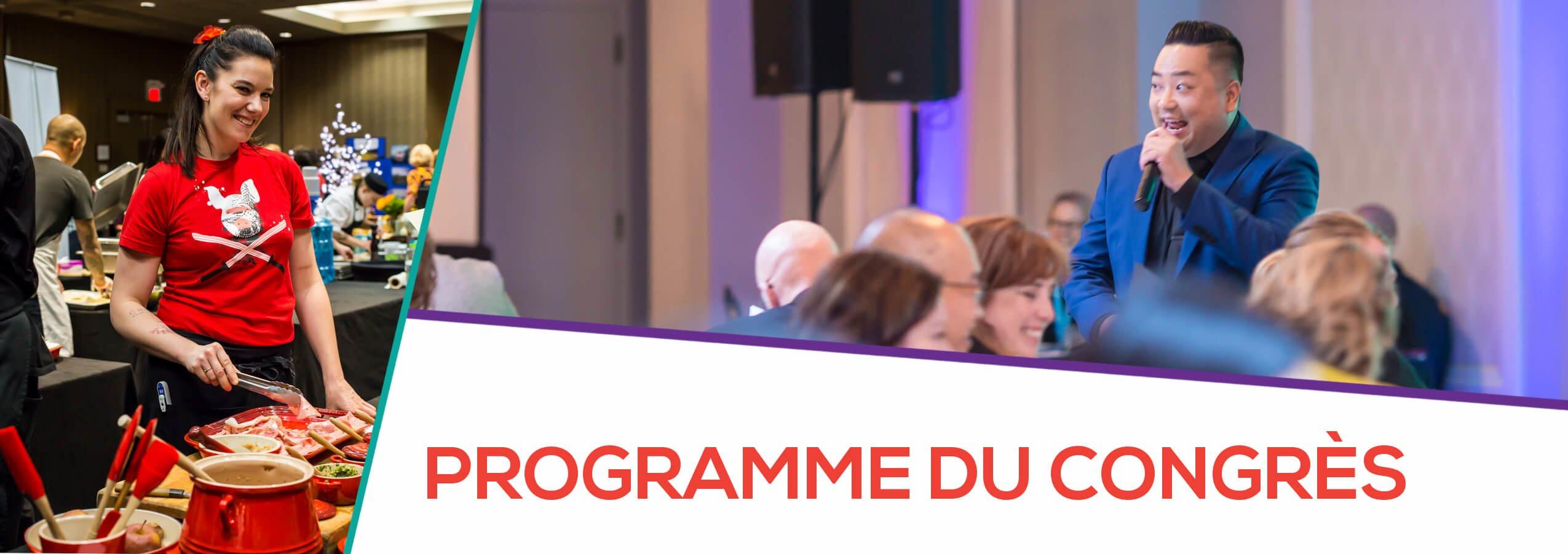 Programme du congrès