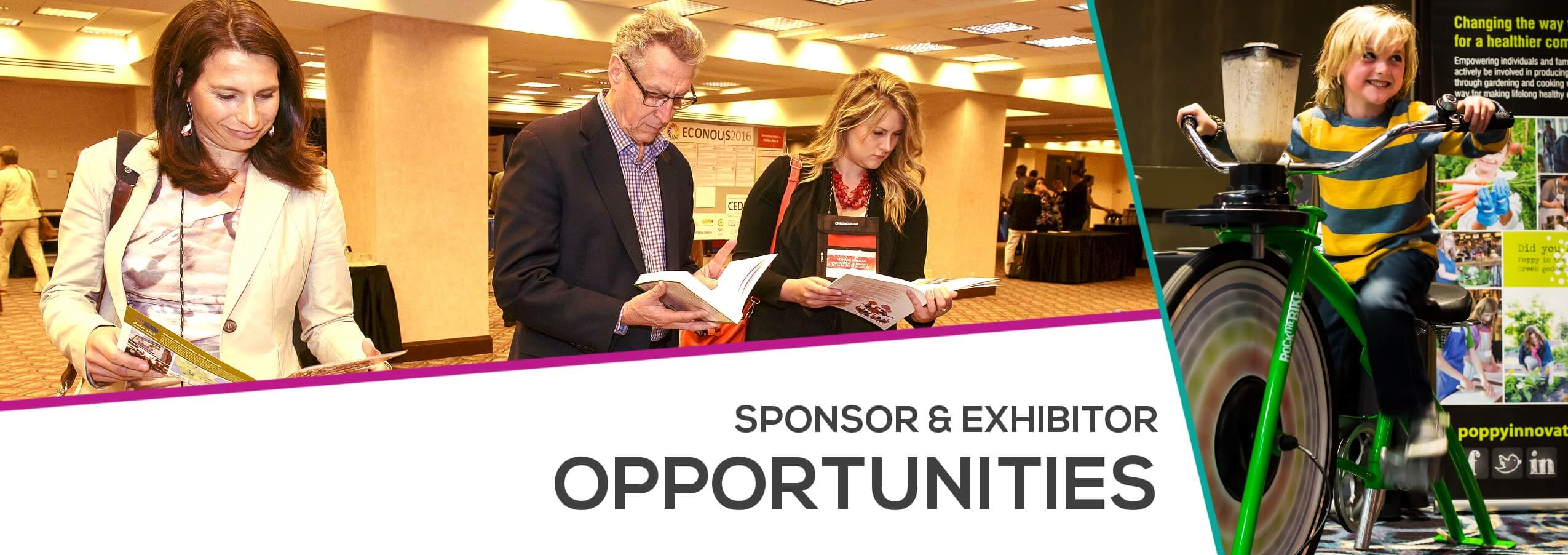 EconoUs2017: Sponsor and Exhibitor Opportunities