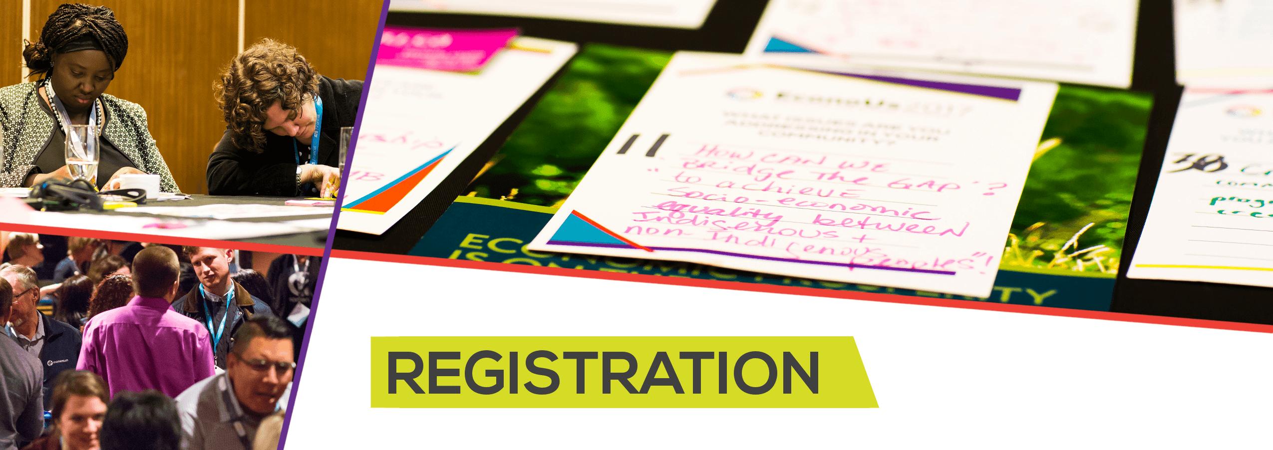 EconoUs2017 Registration