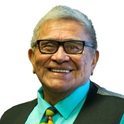 Chief Dr. Robert Joseph